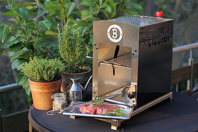 Beefer 800 Grad Grill
