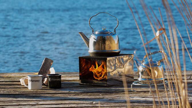 Petromax Feuerbox zum Grillen und Kochen