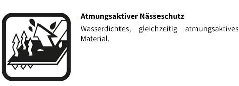 Stihl Bundhose ADVANCE X-FLEX  Attmungsaktiver Nässeschutz