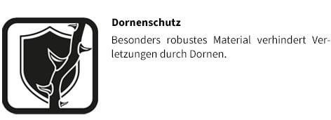 Stihl Jacke ADVANCE X-SHELL Dornenschutz