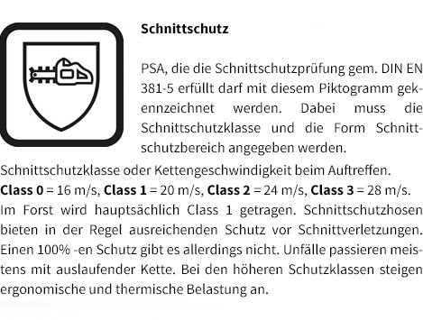 Stihl Bundhose ADVANCE X-FLEX  Schnittschutz