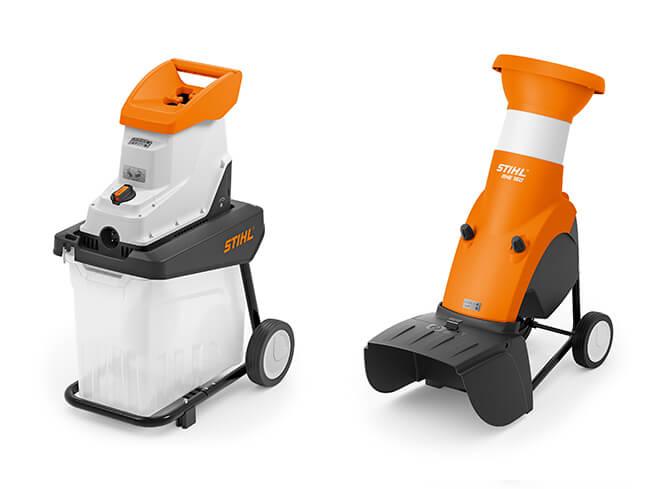 Gartenhäcksler mit Elektro Antrieb online kaufen