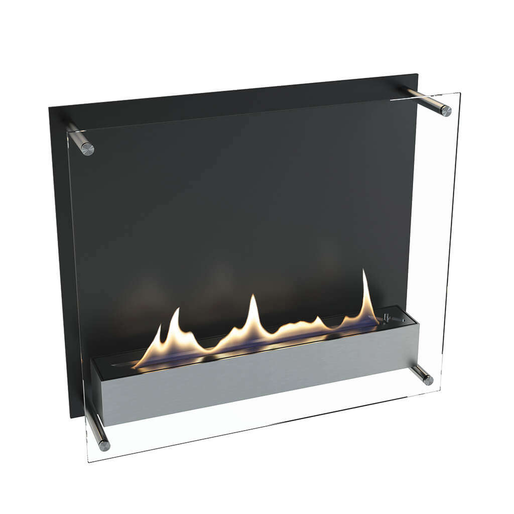 Bio-Ethanolkamin ebios-fire Cambridge 600 by Spartherm