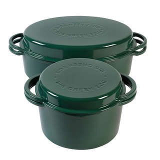 Dutch Oven Grün Big Green Egg