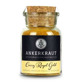 Ankerkraut Curry Royal Gold