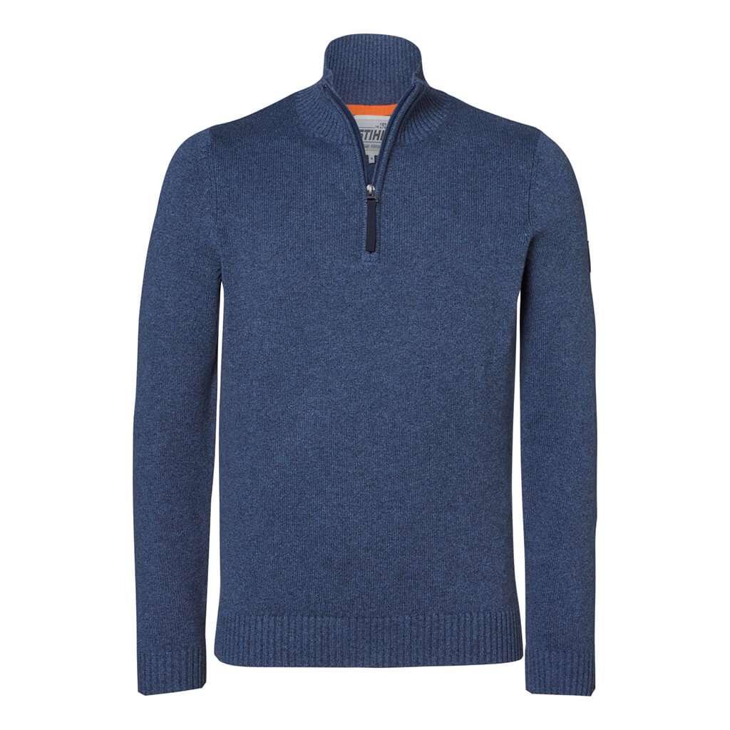 d7ab3a5727 STIHL Pullover Blau Herren jetzt günstig online bestellen auf ...