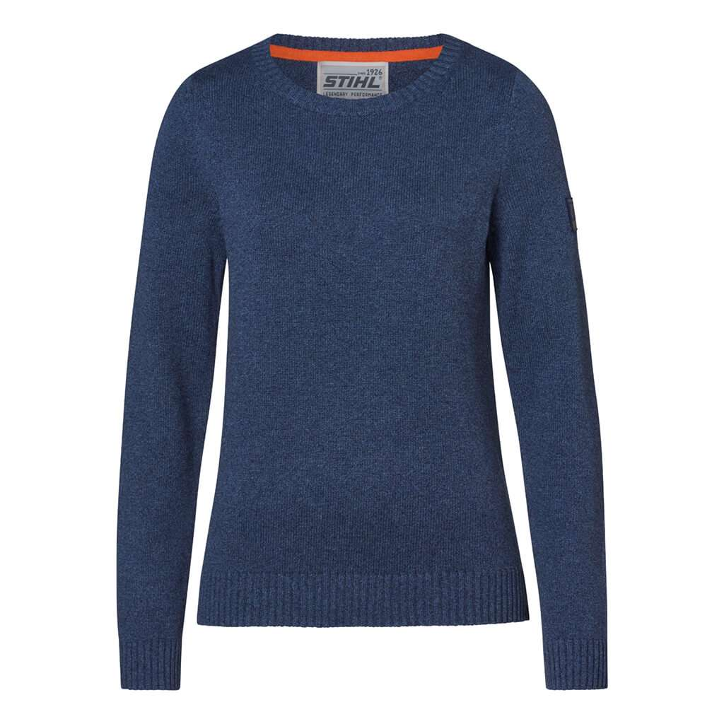 0e83f0452b Blauer STIHL Pullover für Damen | bestellen auf herrenseite.de